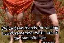 Secret conversations with Judith / Friendship
