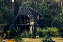 CABINS. / Luxury cabins, camping