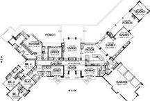 FLOOR PLANS. / Best home, residential, house plans