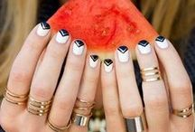 Your Next Mani / Our favorite pins & the colors you need to recreate it so you always know what to do for your next manicure!