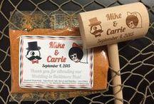 Maryland/Baltimore Wedding Favors