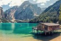 Friuli Venezia-Giulia & surroundings / nature, hiking, trails, lakes