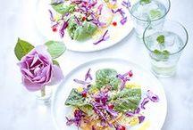 Belles et bonnes recettes / Découvrez et savourez de délicieuses recettes pour recevoir vos invités. Des recettes gourmandes, légères, à la vapeur, rapides, de l'apéritif au dessert, vous allez épatez vos convives.