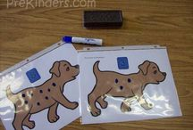 Toddler Pet Theme / Pet themed activities for toddlers
