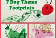 Toddler bug theme