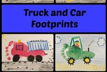 Toddler Cars and Trucks theme