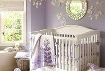 Baby Nursery / Nursery decor ideas
