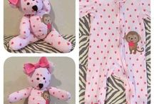 Baby Keepsakes / Ideas of what to save of babies