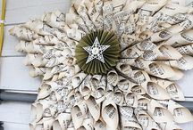 Not just any old paper  / Paper crafts