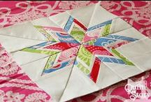 Do.. Paper Piecing / Paper piecing quilting patterns.  / by Kelly Rachel