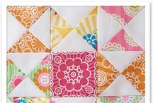 """Love.. Farmer's Wife Quilt / Blocks I love made from """"The Farmer's Wife Sampler Quilt"""" book. See http://www.thefarmerswifequilt.com/index.html / by Kelly Rachel"""