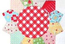 Do.. Quilty-ness / Quilting tutorials and patterns.  / by Kelly Rachel