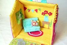 Do.. 4 Kidlets / Tutorials/patterns/ideas etc. to do for kiddies.  / by Kelly Rachel
