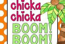 BOOKS Chicka Chicka Boom Boom
