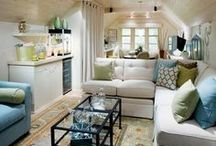 Small Home Ideas / by Kathy Eastlick