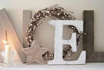 Christmas / All Things Christmas - DIY - Decor - Gifts - Tutorials - Party Ideas