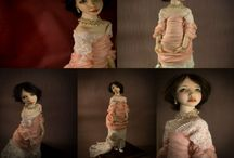 http://romantic-wonders.blogspot.com/ / unique handmade dolls OOAK