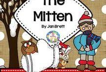 BOOKS The Mitten