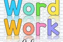 CENTERS Word Work