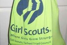 Girl Scout Ideas / by Denise Penland Wallin