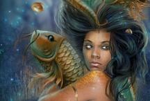 Mermaids / by Amber Carstensen