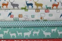 Fabrics and Patterns / by Rebekah Mushinski