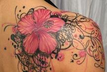 tattoos / by Veronica Shroyer