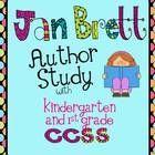 BOOKS Author Study