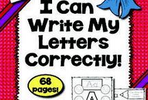 Handwriting/Letter & Number formation