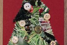 Weihnachten / Alles zum Thema Weihnachten, Weihnachtsdeko, DIY Weihnachtsdeko, Dekoration, Adventskränze, Adventskalender, Xmas