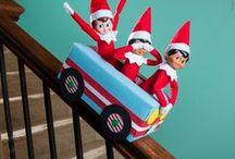 HOLIDAY CHRISTMAS Elf on the shelf