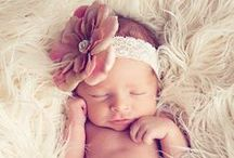 Baby Photography / Bundles of Cuteness & Great Photography Ideas & Tutorials