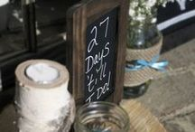 Bridal shower ideas / by Kerry Dell