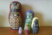 CREATE! CREATE! CREATE! / Doctor Who Crafts and Projects / by Angela Malo