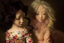 Romantic Wonders dolls by Marina Athanasiadou / Art dolls, Ooak dolls, Handmade dolls BJD