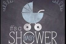 Baby showers / by Alena Foust