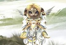 Love.. Guild Wars 2 / Guild wars 2 pics - mostly wardrobes / by Kelly Rachel