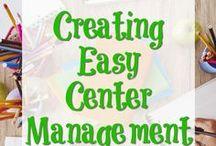 Center ideas