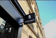 Shop in Paris / Located in the heart of Le Maris in Paris - 8 rue de Turenne - 75004.