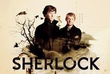 221B Baker Street / All things Sherlock... / by Angela Malo