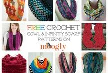 Free Crochet Pattern Round ups... / Great collections of free crochet patterns / by Beatrice Ryan Designs