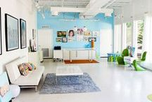 Photography Studio Ideas / Inspiration for setting up my studio in Doylestown PA! Come visit us some time