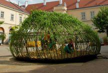 Landscape arch - Playgrounds