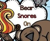 BOOKS Bear Snores On