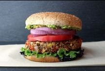 Bad Ass Burgers / Homemade vegan burgers that will knock your socks off!