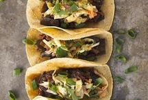 Tantalizing Tacos / Just try to top these vegan tacos!