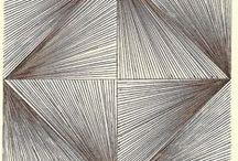 Zentangle, Doodles / Alles zum Thema Zentangle