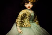 Dahlia. Handmade OOAK doll. Made to order / Dahlia. Handmade OOAK doll. Made to order. Romantic Wonders Dolls 2015.