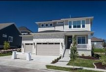 Salt Lake Parade of Homes 2015 / It's our favorite time of the year! It's Parade of Homes in Salt Lake County. The Parade starts today at noon. Stop by and See the Beautiful EDGEhomes Parade Home #16 14476 S River Chase Road, Herriman The Parade runs July 31 – August 15, 2015 Monday – Saturday 12:00 pm – 9:00 pm Closed Sundays http://saltlakeparade.com/homes/view/689 Designer: Kate Heath, EDGEhomes Designer Center Manager Styled by: Gatehouse no.1  Nora Floorplan