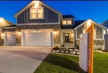 Rosecrest Meadows Model Home / Rosecrest Meadow Model Home. 14328 S. Meadow Rose Dr. Herriman, UT 84096. Orlando Floorplan